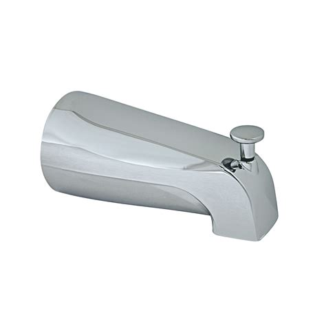 bathtub faucet diverter bathtub diverter spout plumb shop