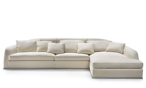 Leather Livingroom Set by Alfred Modular Sofa Fanuli Furniture
