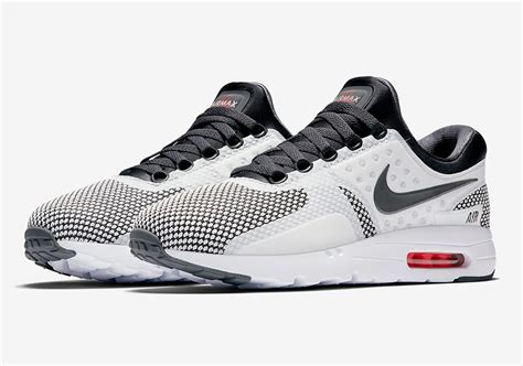 Nike Airmax 1 Zero nike air max zero march 2017 colorways sneakernews
