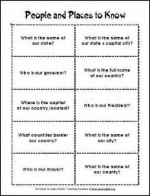 4th grade social studies printable worksheets abitlikethis