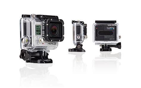 Kamera Gopro Gopro 3 Silver New Gopro 3 Ju綣 Jest