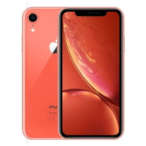 apple iphone xr coral gb  movertix