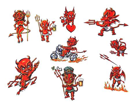 devil tattoo on pinterest devil tattoo demon tattoo and