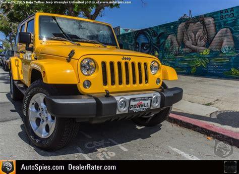 baja jeep baja yellow look at me pics page 8 jeep wrangler forum