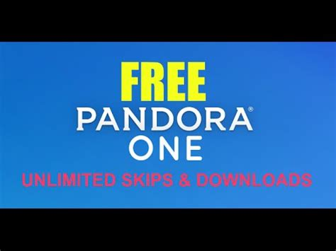 how to get pandora one free android how to get pandora one for free android updated doovi