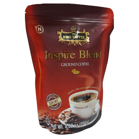 King Coffee beverages premix drinks coffee tni king coffee