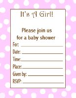 free printable girl baby shower invitations theruntime com free printable girl baby shower invitations theruntime com