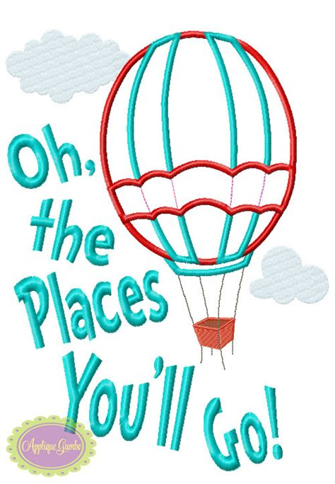 oh the places youll 0007413572 oh the places you ll go hot air balloon seuss inspired