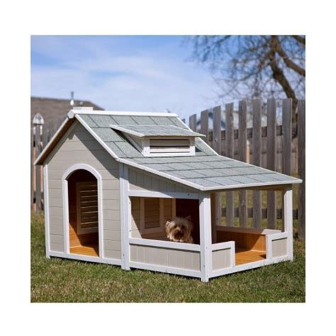 outback savannah dog house 10 dog houses that are better than your actual home