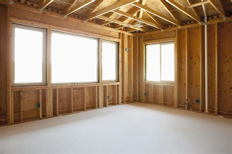 house wall wall framing guide explains what s behind your drywall