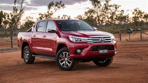 toyota big cars 2016 toyota hilux tuned for australia with big sales on