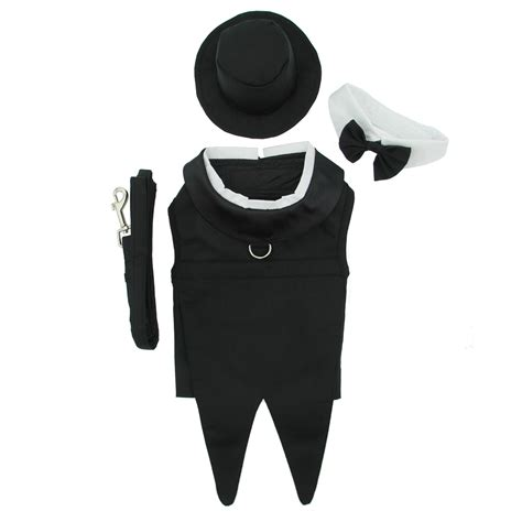 Tuxedo Set by Classic Tuxedo Set With Tails Baxterboo