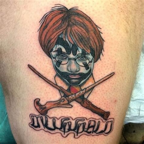 40 magical harry potter tattoo designs bored art