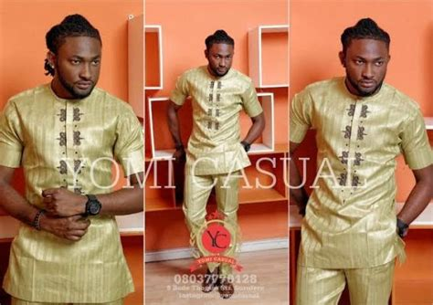 latest styles of native wears in nigeeia check out the latest collection from yomi casual for 2014