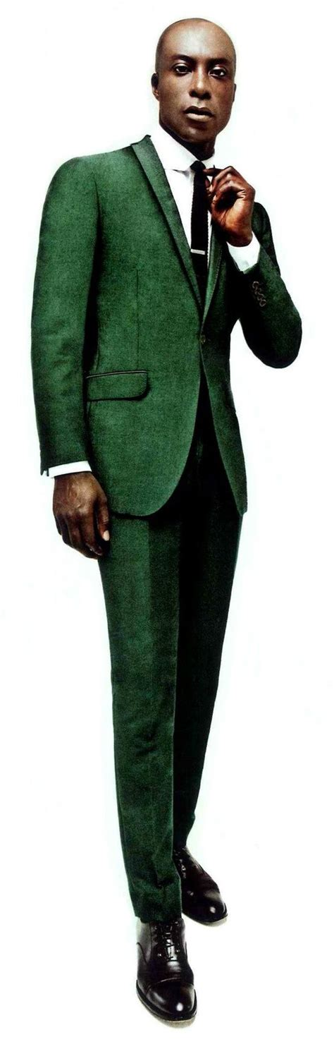 Blazer Green Style Style 42 emerald green suit ozwald boateng obe is a fashion designer of ghanaian descent known
