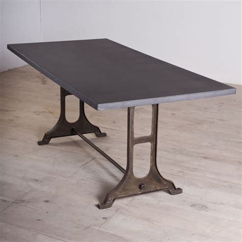 Restoration Hardware Dining Room Tables 26 best images about cast iron legs on pinterest butcher