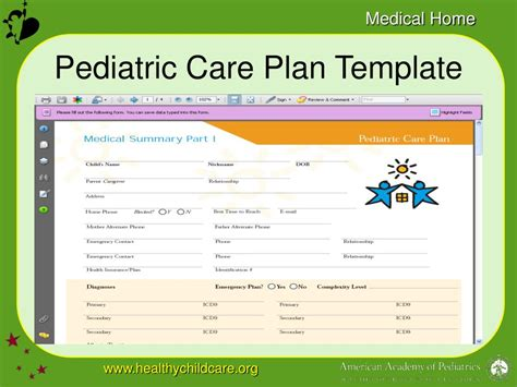 ppt the medical home every child deserves a medical
