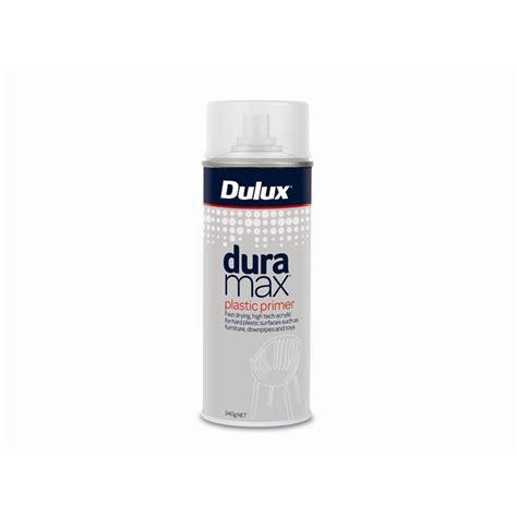 Grundierung Farbe by Dulux Duramax 325g Plastic Primer Spray Paint Bunnings