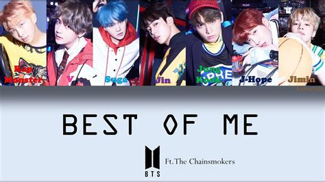 bts best of me bts best of me ft the chainsmokers turkish subs t 252 rk 231 e