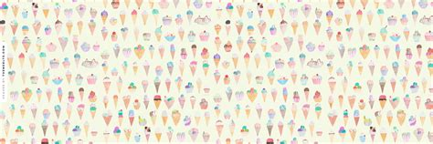 themes ltd tumblr ice creams ice creams ice creams twitter header ice
