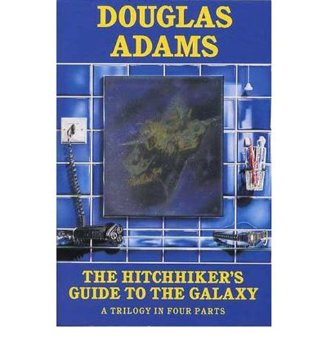 douglas the hitchhiker trilogy hitchhiker trilogy douglas 9780330316118