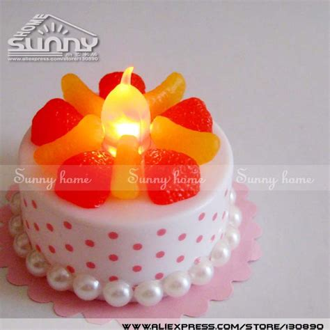 flameless birthday candles for cake new product flameless colorful led tea light candle cake
