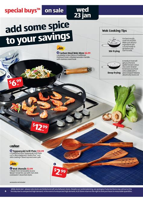 aldi catalogue special buys wk 4 january page 6
