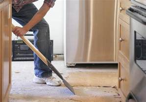 How To Replace Kitchen Floor Without Removing Cabinets Replacing Kitchen Floor Without Removing Cabinets