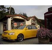 Car Review 2005 KIA Spectra 5