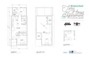 House Blueprints For Sale Two Tiny Houses Will Hit The Market In Clevelands Detroit