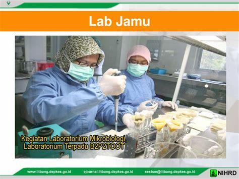 profil badan penelitian  pengembangan kesehatan