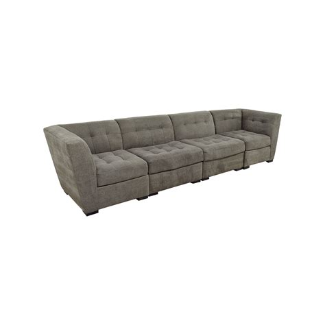 modular sofa sectionals 63 off macy s macy s roxanne modular sectional sofa sofas
