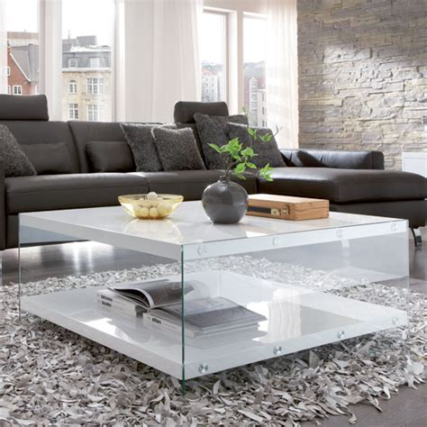 inspiration glass white coffee table also furniture home