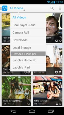 realplayer apk realplayer cloud apk android free app feirox