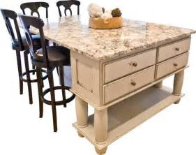 Kitchen Island Furniture With Seating Dakota Kitchen And Bath Individual Pieces Kitchen