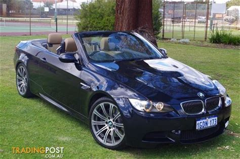 bmw m3 e93 price 2008 bmw m3 e93 convertible for sale in myaree wa 2008