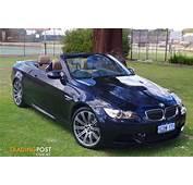 2008 BMW M3 E93 CONVERTIBLE For Sale In Myaree WA