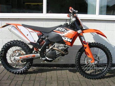 Ktm 200 Exc Power 2008 Ktm 200 Exc Moto Zombdrive