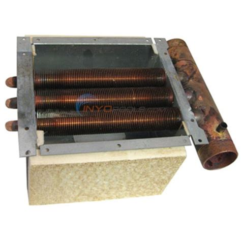 hayward heat pool heater parts hayward heat exchanger h series above ground idxhxa1101