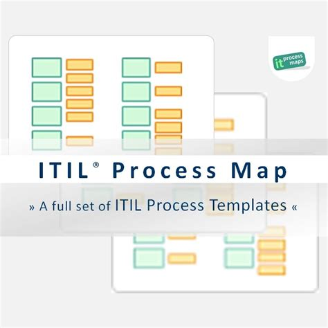 15 Best Itil Templates Images On Pinterest Templates Role Models And Template Sle Process Maps Templates