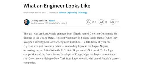Software Engineer Mba Linkedin by Company Of Software Engineer Held At Jfk Hits Back On Linkedin