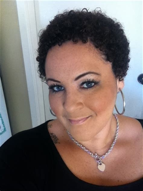 wash and go for 3c short hair wash and go by allnaturalchick