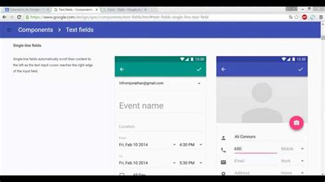 html layout zoom textfield material design in javafx youtube