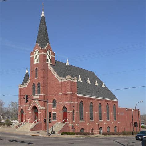 Lovely Episcopal Church Women #5: 1200px-Augustana_Church_(Sioux_City)_from_SW_2.JPG