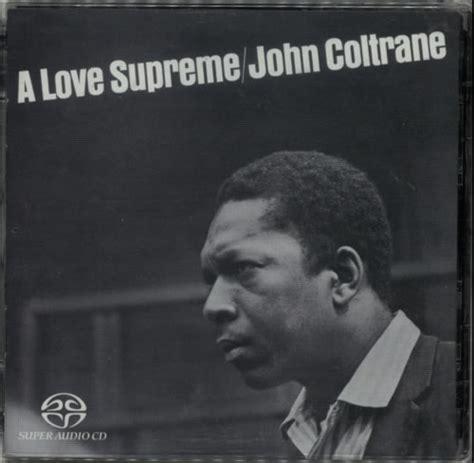 coltrane a supreme coltrane a supreme us audio cd sacd 602357