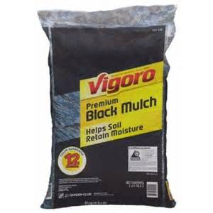 price of mulch at home depot vigoro 670 1000 2 cu ft black mulch from home depot for