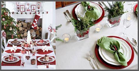 come decorare una tavola natalizia come apparecchiare la tavola di natale
