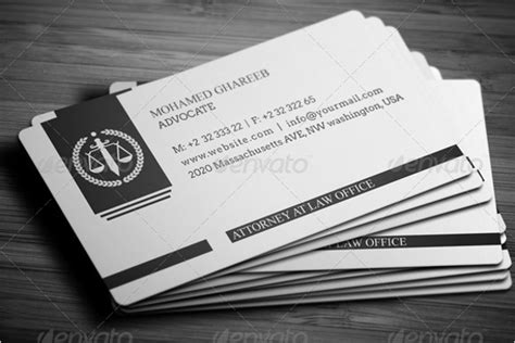 department business card templates 23 lawyer business card templates free psd vector designs