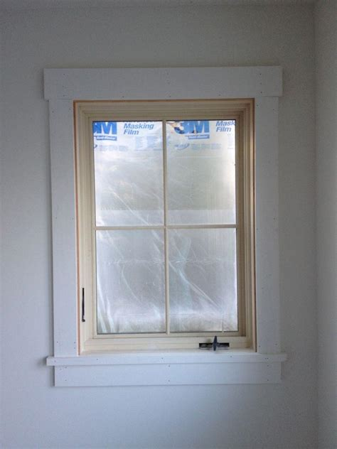 Interior Window Casing Styles by Window Trim Styles Interior Photos