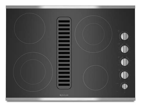 Downdraft Cooktops 30 Quot Electric Radiant Downdraft Cooktop